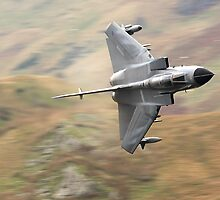Tornado GR4 low flying by Keith Trivett