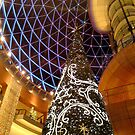 Victoria Square Christmas Tree, Belfast by Chris Millar