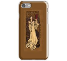 Theatre in Spacetime iPhone Case/Skin
