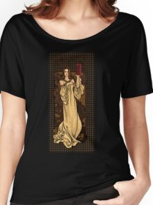 Theatre in Spacetime Women's Relaxed Fit T-Shirt