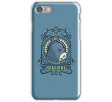 Forest Spirit Nouveau iPhone Case/Skin