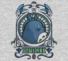 Forest Spirit Nouveau One Piece - Long Sleeve