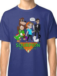 Squrpion- Welcome to the Cyclone Classic T-Shirt