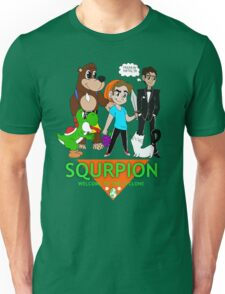Squrpion- Welcome to the Cyclone Unisex T-Shirt