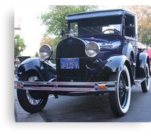 1930 Model A Ford Pick-Up  Canvas Print