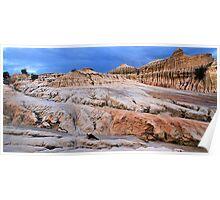 Erosion, Natures Sculptor Poster