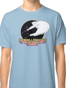 Meowllennium Falcon Classic T-Shirt