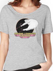 Meowllennium Falcon Women's Relaxed Fit T-Shirt