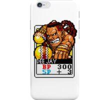 DeeJay iPhone Case/Skin