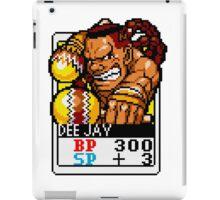 DeeJay iPad Case/Skin