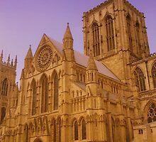 York Minster, York, England by Chris Millar