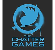 The Chatter Games Photographic Print
