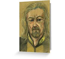 Theoden King of Rohan Greeting Card