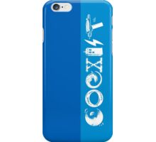 COEXIST - Let the Worlds of Nerdom Unite! iPhone Case/Skin