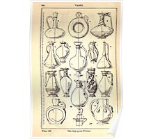 A Handbook Of Ornament With Three Hundred Plates Franz Sales Meyer 1896 0348 Vases Lip Spout Pitcher Poster