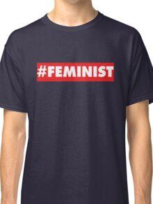 #FEMINIST Classic T-Shirt