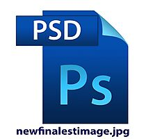 hilarious image file name icon  Photographic Print