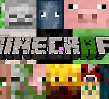 Minecraft by Pretre Amelie