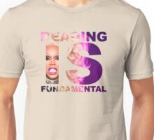 Reading Is Fundamental Unisex T-Shirt