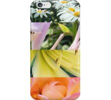 Flower Collage iPhone Case/Skin