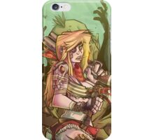Poison Piranha - Naughty Princess Collection iPhone Case/Skin