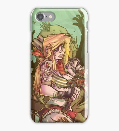 Poison Piranha - Naughty Princess Collection iPhone Case/Skin