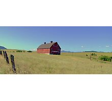 Dream Farm Photographic Print