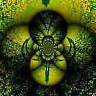 Long Tall Cookie Kaleidoscope by Debbie Robbins