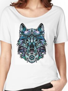 Snow Wolf Women's Relaxed Fit T-Shirt