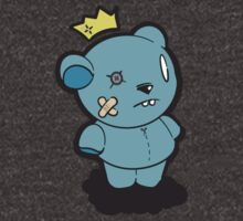 Blue Dead Bear by unmotivated