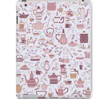 Teapots #1 iPad Case/Skin