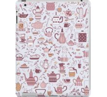 Teapots #1 iPad Case/Skin