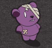 Purple Dead Bear by unmotivated