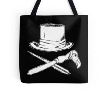 Syndicate inspired pirate flag Tote Bag