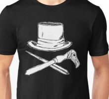 Syndicate inspired pirate flag Unisex T-Shirt