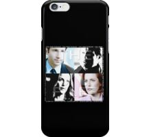 i still want to believe - the x-files iPhone Case/Skin
