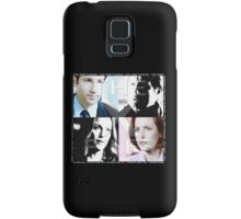 i still want to believe - the x-files Samsung Galaxy Case/Skin