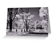 Mystical Reality  Greeting Card