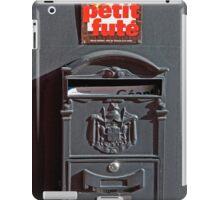 Provence Mail iPad Case/Skin