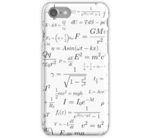Physics iPhone Case/Skin
