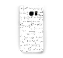 Physics Samsung Galaxy Case/Skin
