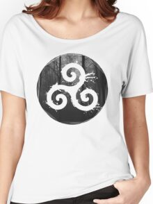 Triskelion Women's Relaxed Fit T-Shirt