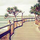 Caloundra Boardwalk by Lars