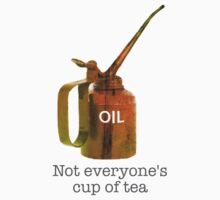 Not everyone's cup of Tea by bikepath