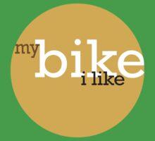 My Bike I Like Kids Clothes