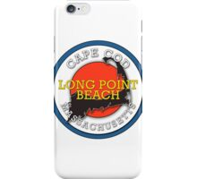 Long Point Beach - Cape Cod Massachusetts iPhone Case/Skin