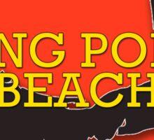 Long Point Beach - Cape Cod Massachusetts Sticker