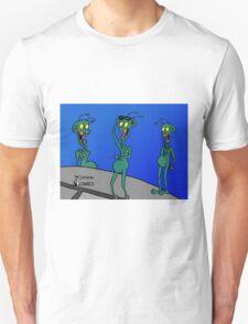 ZEEK ... The Martian Geek Unisex T-Shirt