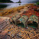 Eilean Creels... by David Mould
