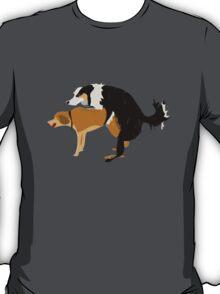 DOGS  MAKE LOVE BREEDING T-Shirt